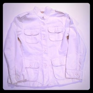 Talbots Jackets & Coats - Talbots Cotton Spandex Jacket